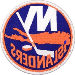 New York Islanders Primary NHL Team Logo Shoulder Jersey Rou