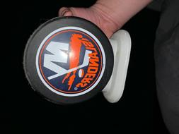 New York Islanders Puck Coin Bank