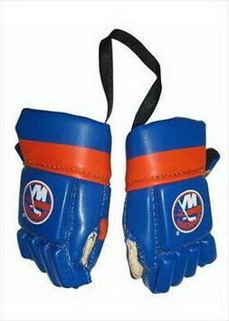 NEW YORK ISLANDERS REPLICA MINI HOCKEY NHL GLOVES NIP