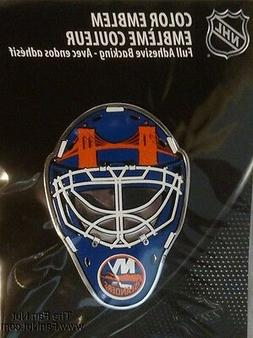 New York Islanders Sp Edition MASK Raised Color Chrome Auto