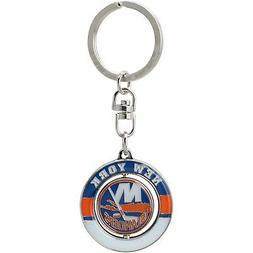 New York Islanders Spinner Keychain