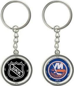 New York Islanders Spinning Keychain