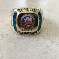 Molson Canadian New York Islanders Stanley Cup Ring NHL Hock