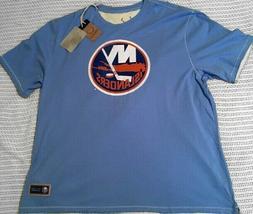 New York Islanders T Shirt Short Sleeve  NHL Licensed Size:L