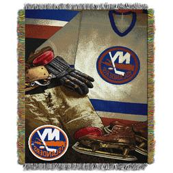 THE NORTHWEST COMPANY NEW YORK ISLANDERS VINTAGE WOVEN TAPES