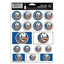 New York Islanders Vinyl Die-Cut Sticker Set / Decal Sheet *