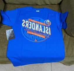 New York Islanders Youth Large T-Shirt