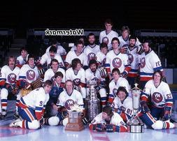 NHL 1981 New York Islanders Stanley Cup Champs Team Picture