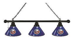 NHL 3-Shade Pool Table Light by Holland Bar Stool - New York