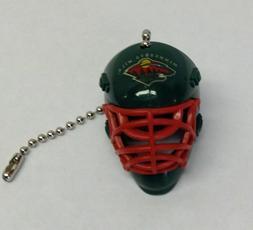 NHL Face Mask Helmet Light Pull Chain