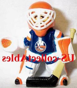 NHL Hockey New York Islanders Goalie Sports Brat NEW Rare Co
