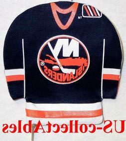 NHL Hockey New York Islanders Jersey I.D. Pouch Souvenir Spo