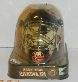 Franklin NHL Hockey New York Islanders Mini Helmet MIB