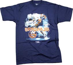 Reebok NHL Men's New York Islanders Hockey Player T-Shirt, N