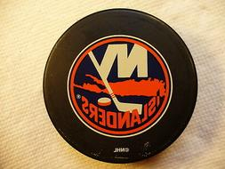 NHL New York Islanders 90's Basic Series Souvenir Logo Hocke