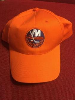 NHL New York Islanders Atlantic Toyota Orange Baseball Cap H
