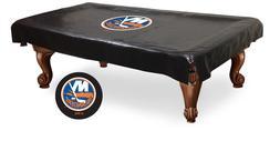 nhl new york islanders billiard table cover