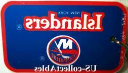 NHL New York Islanders Hockey Logo Keychain Sports Collectib