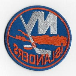 NHL New York Islanders Iron on Patches Embroidered Patch App