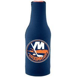 NHL New York Islanders Navy Blue 12 oz. Bottle Koozie