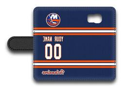 NHL New York Islanders Personalized Name/Number Samsung Phon