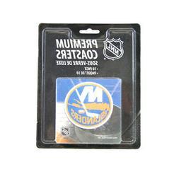 NHL New York Islanders Premium Coasters 10 Pack