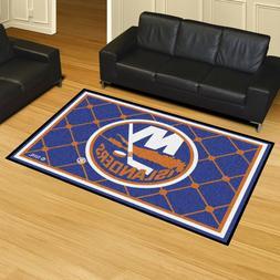 NHL New York Islanders Doormat, 5' x 7'8