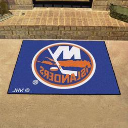 NHL New York Islanders Starter Doormat, 2'10 x 3'8.5