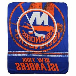 NHL Officially Licensed New York Islanders  Shadow Fleece Th