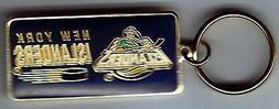 NHL souvenirs -  New York Islanders Logo Key Ring