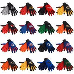 NHL Texting Technology Gloves - Pick Your Team - FREE SHIPPI