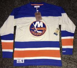 "NWT MITCHELL & NESS NHL ""New York Islanders"" long sleeve"