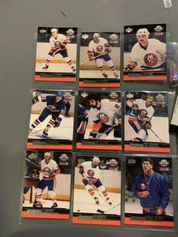 NY Islanders 20th Cup Anniversary 2000 Upper Deck 10 card Se