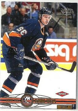 Petr Mika 2000-01 Pacific New York Islanders Gold Parallel R