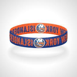 Reversible New York Islanders Bracelet Wristband Go Islander