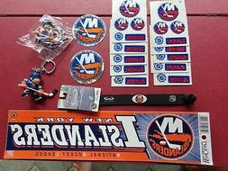 VINTAGE NHL New York Islanders 2 Lil Brats Key Chains, 2 Min