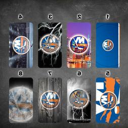 wallet case New York Islanders NY iphone 7 iphone 6 6+ 5 7 X